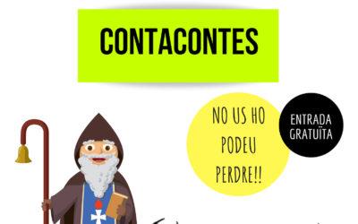 Contacontes per Sant Antoni