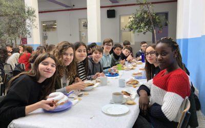 Celebram la festa de Sant Joan Bosco