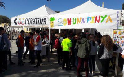 Participació al mercat ICAPE a Maó